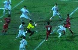 Hàng thủ mắc sai lầm, U18 Việt Nam dừng bước tại vòng bảng giải bóng đá U18 Đông Nam Á