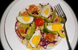 Ăn kiêng với trứng, giảm gần 7kg trong 15 ngày