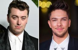 Quán quân The X-Factor bắt tay hợp tác với Sam Smith