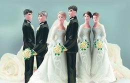Hạ viện Đức thông qua dự luật hợp pháp hóa kết hôn đồng giới
