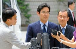 Lãnh đạo Samsung được thả