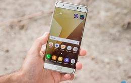 """Hàng nghìn người dùng vẫn quyết """"ôm bom"""" Galaxy Note7"""