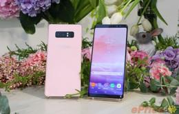 """Samsung giới thiệu Galaxy Note 8 bản màu """"hường"""""""