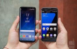Samsung Galaxy S8: Đẹp nhưng... bán chậm?
