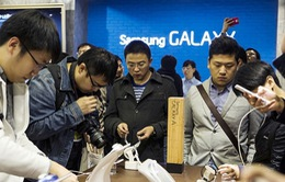 Samsung tụt dốc thê thảm tại thị trường Trung Quốc