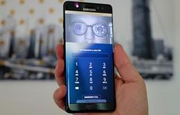 """Bảo mật mống mắt trên Galaxy S8 đã bị """"bẻ khóa"""""""