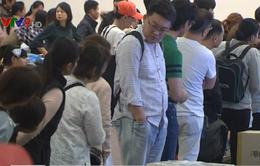 Sân bay Tân Sơn Nhất bước vào cao điểm đón Việt kiều về quê ăn Tết