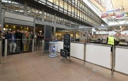 Đức: Vụ phát tán khí ở sân bay không phải là tấn công khủng bố