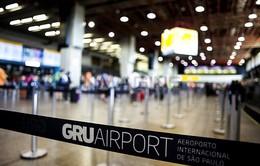Brazil tư nhân hóa 4 sân bay lớn