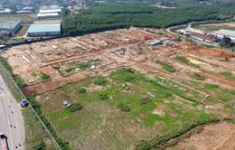Tăng cường quản lý đất đai quanh sân bay Long Thành
