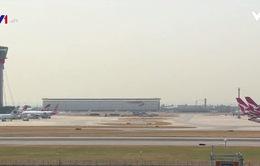 Các sân bay ở London sẽ bị quá tải