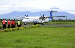 Indonesia chuẩn bị 10 sân bay thay thế phòng núi lửa phun trào