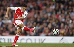 Arsenal giữ chân Sanchez bằng mức lương kỷ lục