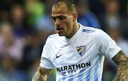 Sao Malaga quyết chọc thủng lưới Real, dâng cúp cho Barca