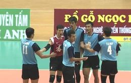 Sanest Khánh Hòa vô địch giải bóng chuyền cúp Hoa Lư 2017