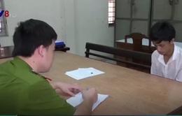 Đà Nẵng: Khởi tố đối tượng trộm xe máy lấy tiền mua ma túy