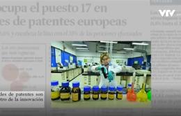 Các nước châu Á ngày càng đăng kí nhiều sáng chế tại châu Âu