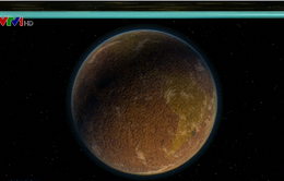 NASA tìm cách khôi phục các đại dương trên sao Hỏa