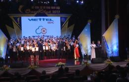 64 sản phẩm, dịch vụ được vinh danh tại lễ trao giải thưởng Sao Khuê 2017