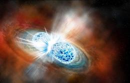 Phát hiện sóng hấp dẫn từ hai sao Neutron sau vụ va chạm