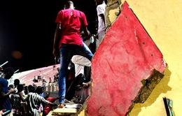 Senegal: Sập tường sân vận động bóng đá, ít nhất 8 người thiệt mạng