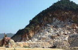 Đã xác định danh tính nạn nhân trong vụ sập mỏ đá tại Nghệ An