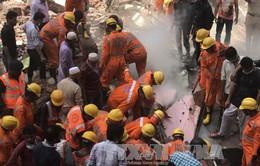 Sập nhà tại Ấn Độ, 9 người thiệt mạng