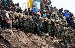 Sri Lanka sơ tán hàng nghìn người sau vụ sập núi rác khiến nhiều người thiệt mạng