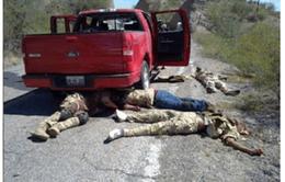 Phát hiện 11 thi thể bị tra tấn dã man ở Mexico