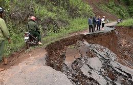 Sơn La: Sạt lở đất do mưa làm 1 người chết