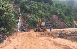 Nguy cơ chia cắt kéo dài do sạt lở đường ở các huyện miền núi Quảng Nam