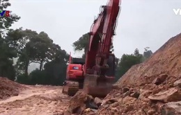 Trung Bộ mưa lớn, nguy cơ lũ quét, sạt lở đất và ngập úng từ Quảng Ngãi đến Khánh Hòa