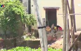 Sạt lở tại An Giang: Nhiều hộ dân không chịu di dời khỏi vùng nguy hiểm