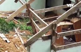 Mưa lũ tại Lào Cai, Bắc Cạn khiến 6 người thương vong