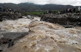 Lũ quét và sạt lở đất có thể xảy ra ở vùng núi phía Bắc