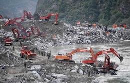 Nguy cơ tiếp tục xảy ra lở đất ở Tứ Xuyên, Trung Quốc
