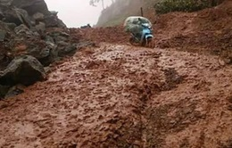 10 xã bị cô lập hoàn toàn do mưa lũ ở Lai Châu