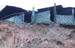 Mưa lớn gây thiệt hại tại Hà Giang và Sơn La