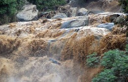 Cảnh báo lũ quét, sạt lở đất do mưa lớn ở Bắc Bộ