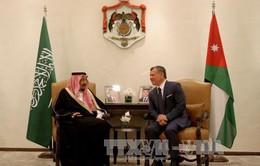 Jordan và Saudi Arabia thúc đẩy hợp tác trong nhiều lĩnh vực