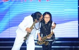 Café Sáng với VTV3: Gặp gỡ hai cha con nghệ sĩ Saxophone Trần Mạnh Tuấn