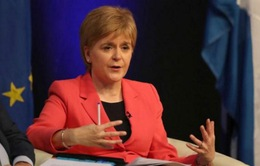 Scotland thúc đẩy trưng cầu ý dân rời Vương quốc Anh