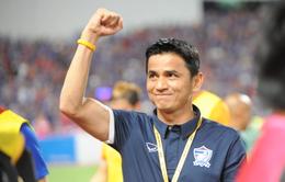 HLV Kiatisuk dẫn dắt ĐT Thái Lan thêm 1 năm