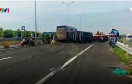 Ủy ban ATGT: Khắc phục kịp thời hậu quả vụ tai nạn nghiêm trọng trên cao tốc Long Thành - Dầu Giây