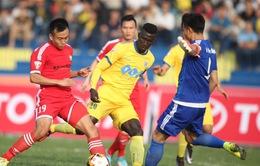 VIDEO V.League 2017, vòng 1: FLC Thanh Hoá 2-0 SLNA