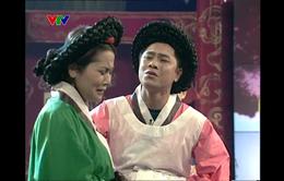 """Táo quân: """"Dae Jang Geum"""" Tự Long náo loạn triều đình"""