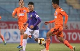 CLB Hà Nội 1-1 SHB Đà Nẵng: Chia điểm kịch tính với những bàn thắng đẹp