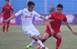 VIDEO: Tổng hợp diễn biến trận đấu CLB Hải Phòng 1-1 CLB Hà Nội