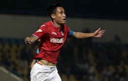 Minh Tuấn lập cú đúp, Than Quảng Ninh thắng đậm 3-0 CLB Sài Gòn