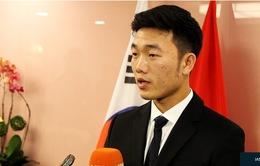 """Xuân Trường: """"Tôi muốn giúp Gangwon FC tham dự AFC Champions League"""""""
